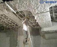 海南无机纤维喷涂施工
